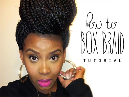 How To Do Box Braids