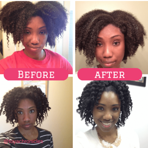 5 Ways To Treat Heat Damage In Natural Hair Natural Hair Rules