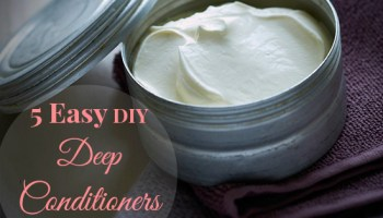 5 easy diy deep conditioners for natural hair natural hair rules