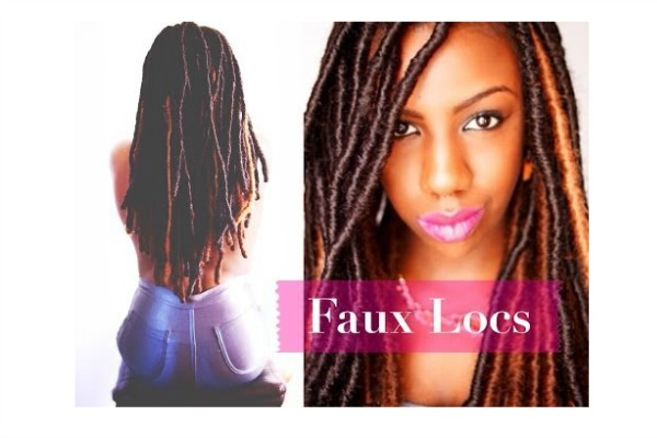 Faux Locs: Marley Locs, Temporary Loc Extensions, Protective Styling