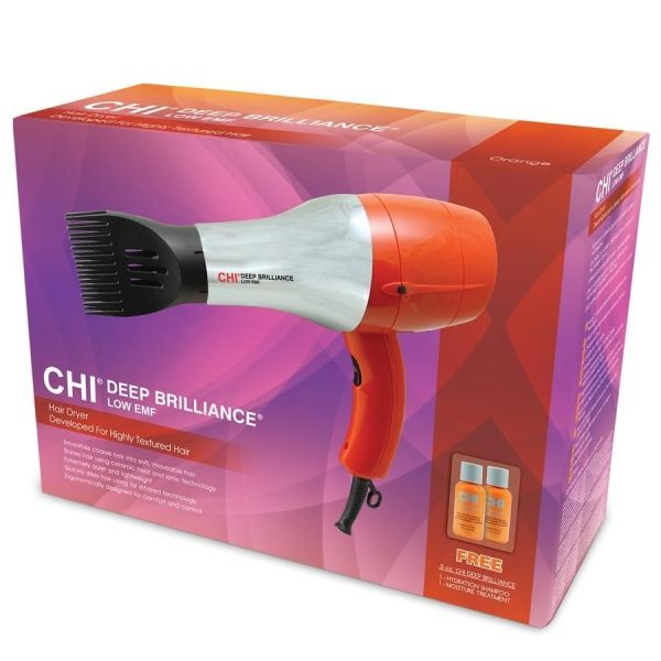 Chi Deep Brillance Blow Dryer for Natural Hair