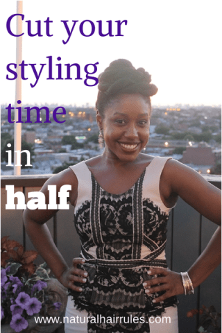 4 Tips to Cut Your Styling Time in Half