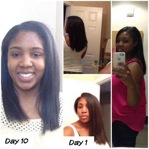 5 Ways To Make Your Straight Natural Hair Last Longer without Reverting