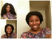 Hairstory Joelle W   Natural Hair Rules Protective Styling with Jumbo Twists