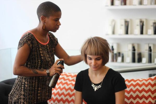 Celebrity Hairstylist: Genyii Scott