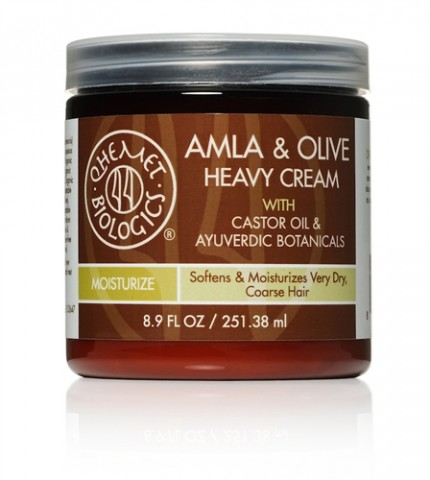 Product Review: Qhemet Biologics Amla & Olive Heavy Cream
