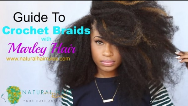 Crochet Braids with Marley Hair- A How To Guide