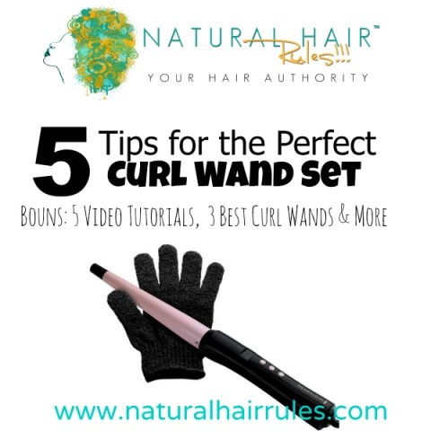 Get The Perfect Curl Wand Set with these 5 Tips, Tutorials, & Best Reviewed Curl Wands