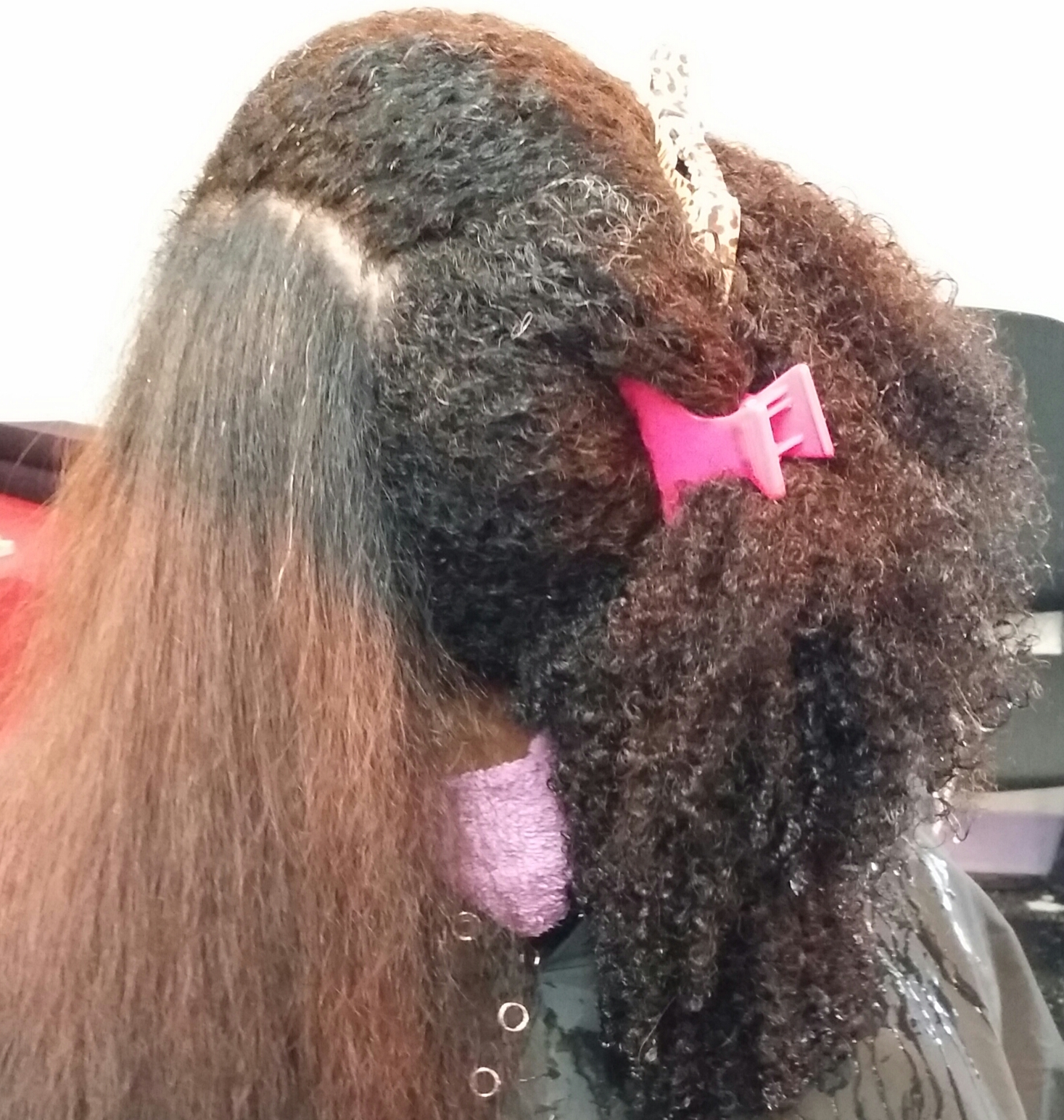 From A Natural Hair Stylist: Before You Straighten Your Natural Hair;  Warning Signs, Questions To Ask, Products, And Moreu2026