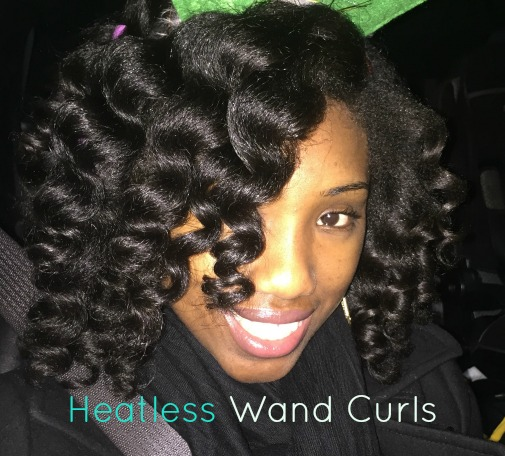 4 Ways To Create Heatless Curls Natural Hair Rules