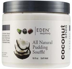 Eden Bodyworks All Natural Coconut Pudding Soufflé