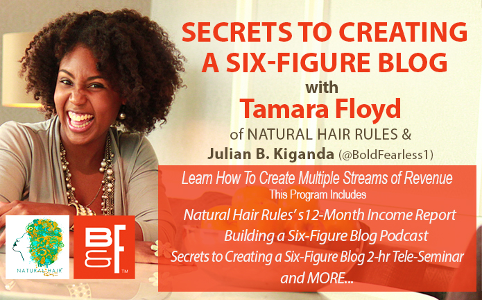 Learn How to Be A Six-Figure Blogger