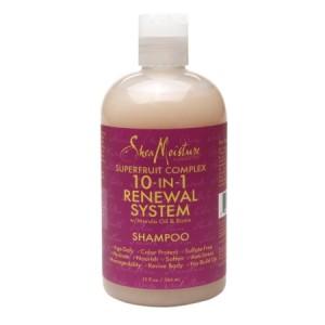 SheaMoisture Superfruit Complex 10-in-1 Renewal System Shampoo Super Fruit
