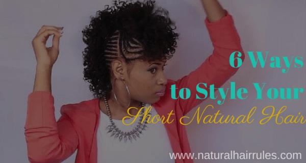 Style-Short-Natural-Hair
