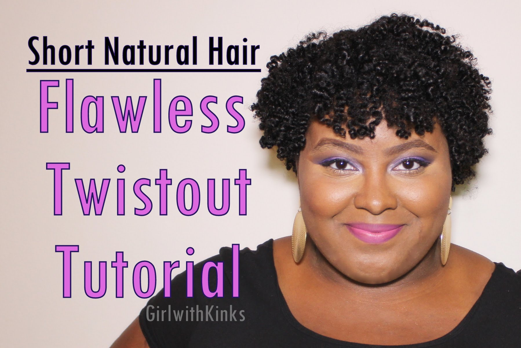 6 Ways To Style Your Short Natural Hair Beyond The Fro Natural