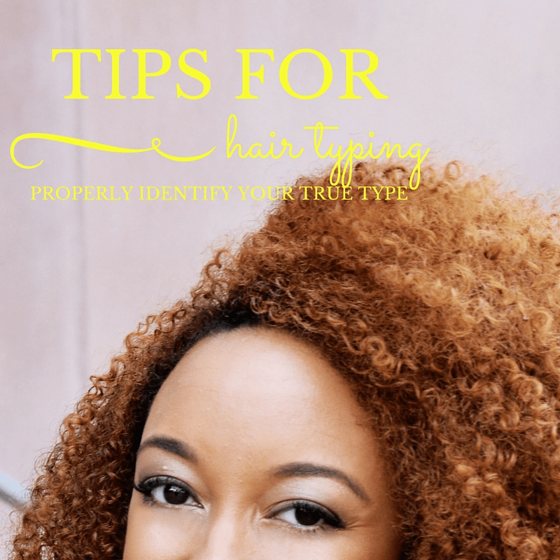 hair typing tips