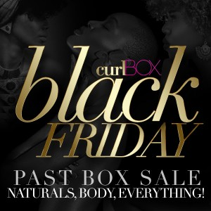 CurlBox Black Friday