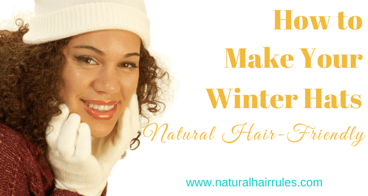 60605f9704f It s cold! You love wearing beanies to keep warm but the ones you own  aren t the best for your natural hair. Wool and cotton hats can dry hair  out but you ...
