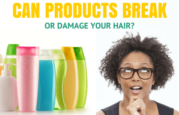 5 Ways Your Hair Products Could Be Breaking or Damaging Your Hair