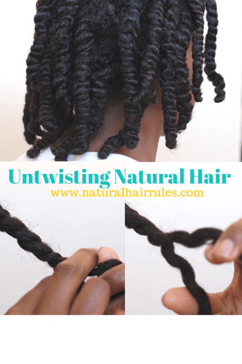 Two Strand Twists | Natural Hairstyles