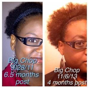 My Natural Hair Story