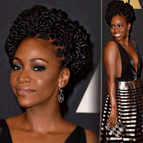 Teyonah-Parris-Red-Carpet-Twists