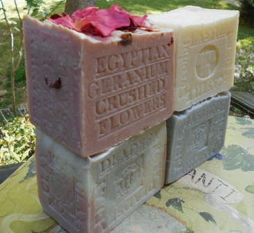 Limited Edition Natural Soap