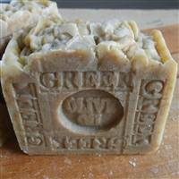 olive oil soap, artisan made skin care bar , Made the way Aleppo soap is made