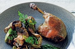 Image result for confit duck