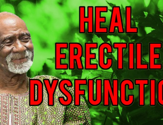 Heal Erectile Dysfunction