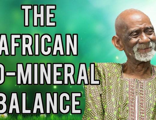 African Bio Mineral Balance