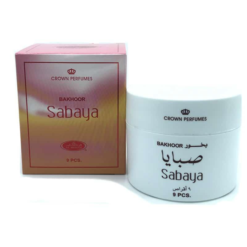 BAKHOOR SABAYA AL-REHAB 1