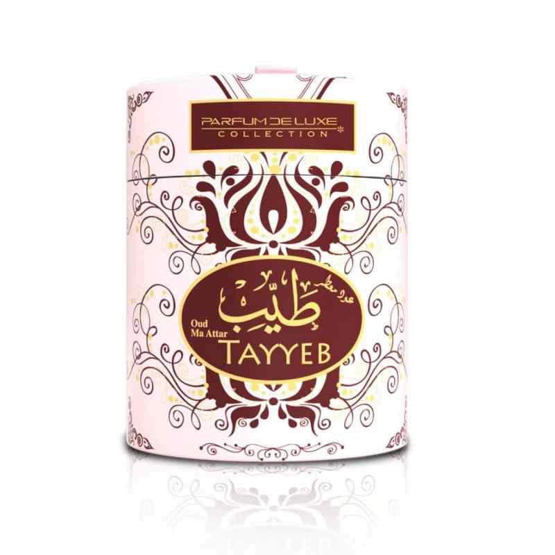 Bakhoor Tayeeb – OUD MUATTAR – Parfum De Luxe 1