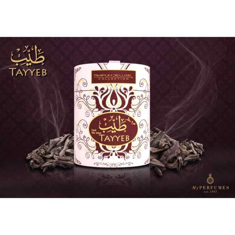 Bakhoor Tayeeb – OUD MUATTAR – Parfum De Luxe 2