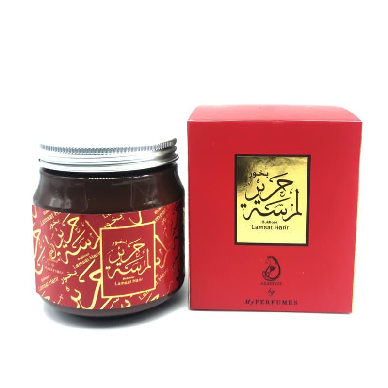 Bakhoor Lamsat Harir – My Perfumes1