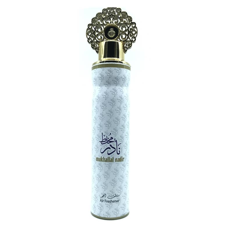 "Spray Désodorisant Dubai PARFUM D'INTERIEUR ""Mukhallat Nadir"" – ARABIYAT"