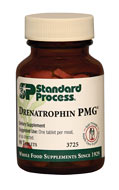 Standard Process Drenatrophin PMG - 90 Tablets Holistic Homeopathic Natural Medicine Center Lakeland Central Florida