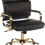 The Vintage Leather Executive Office Chair