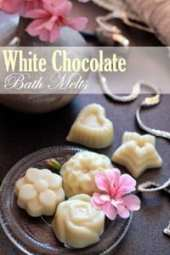 White Chocolate Bath Melts