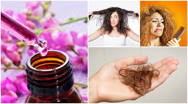 12 Essential Oils That Work Wonders For Your Hair & How To Use Them
