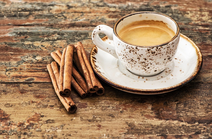 Image result for cinnamon coffee