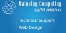 Mainstay computing logo