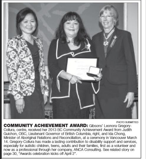 Award Coast Reporter March 22 2013
