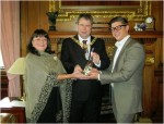 leo, lord provost, ben