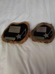 Vell Retiza Baria awards Hong Kong