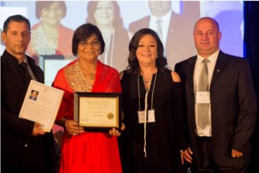 Carmelita Mordeno Founder of non-profit org.), USA