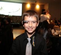 Photo: Joshua Cochrane, Canada. Brain Power at ANCA World Autism Festival 2015 - Dr. Ned T. Sahin INAP AWARD Recipient