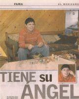 Angel Daniel Arteaga Del Toro, Mexican artist.