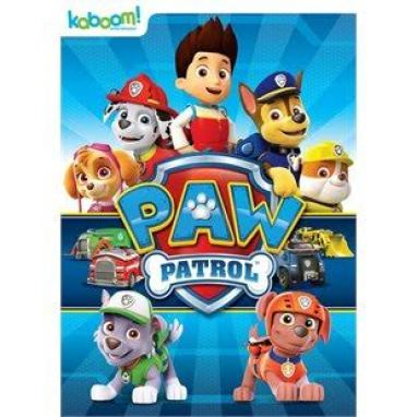 Paw Patrol DVD #Review - Naturally Cracked