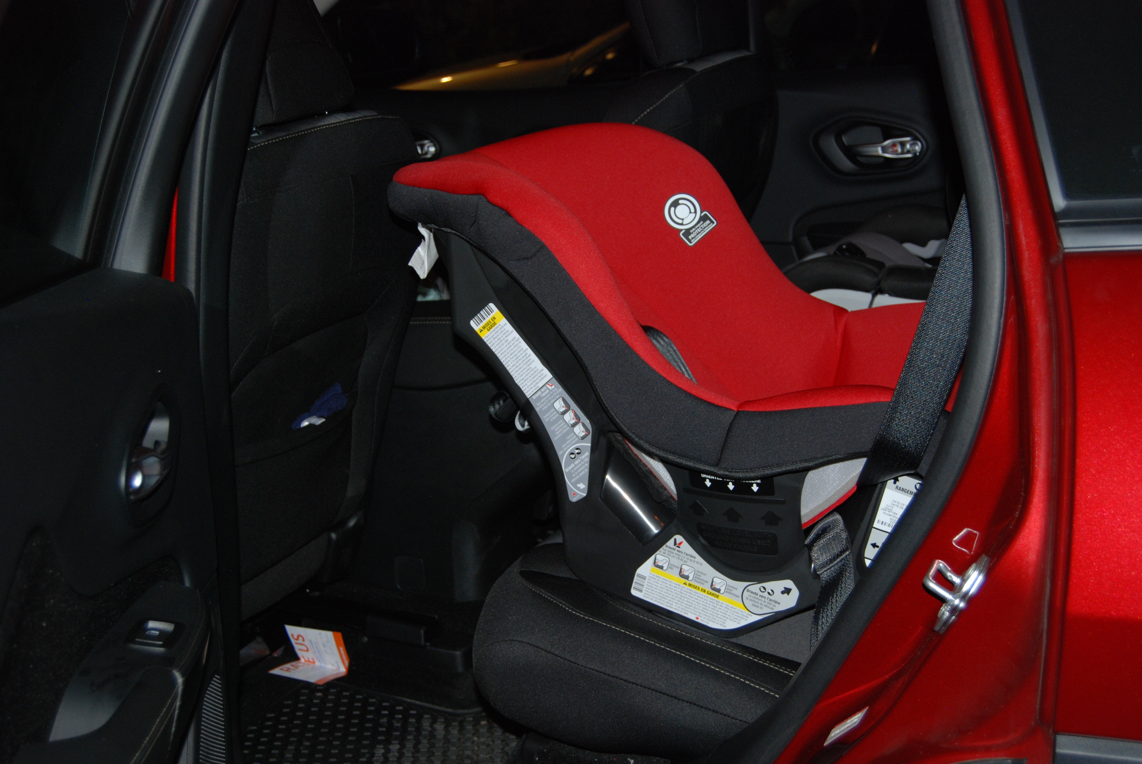 Cosco Scenera Next Convertible Car Seat #REVIEW - Naturally ed